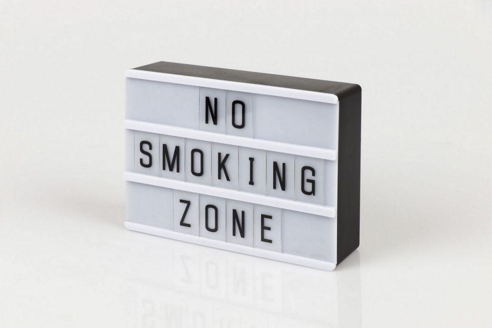 giornata no smoking
